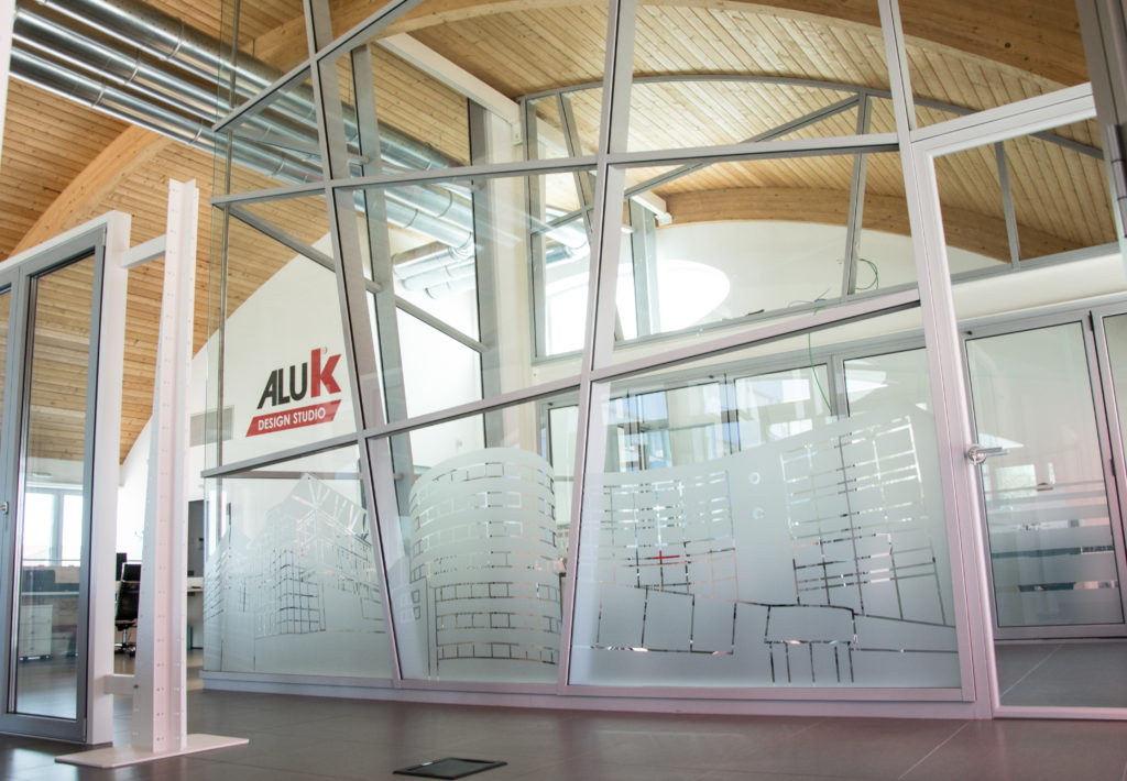 SHOWROOM ALU-k milano